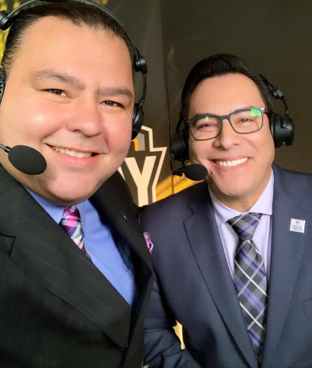 Fox Deportes Rolando Cantu Y Adrian