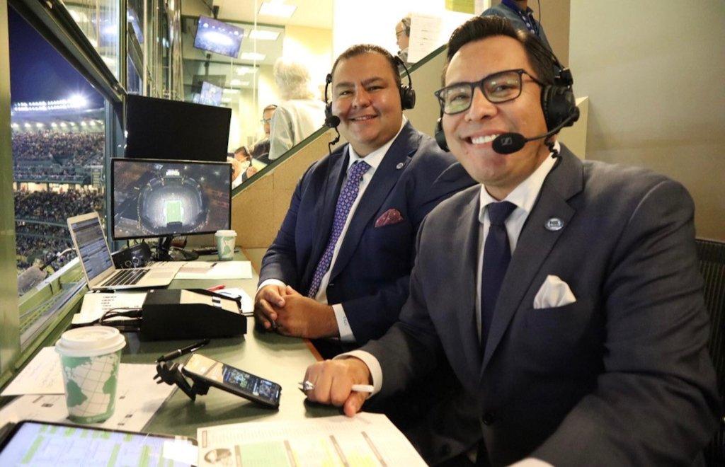 Fox Deportes Rolando Cantu Y Lambeau