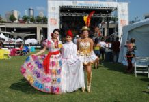Atlanta Latin Culture Festival Home Depot Backyard Mercedes Benz Stadium Photo Kristin Best Atlanta Latinos Magazine 0837