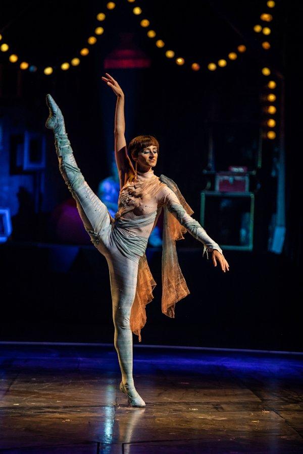 Atlanta Volta Cirque Du Soleil Ballerina October 2019