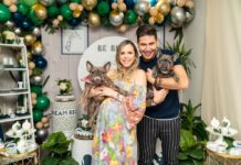 Baby Shower Chef James Y Esposa Russel Conde