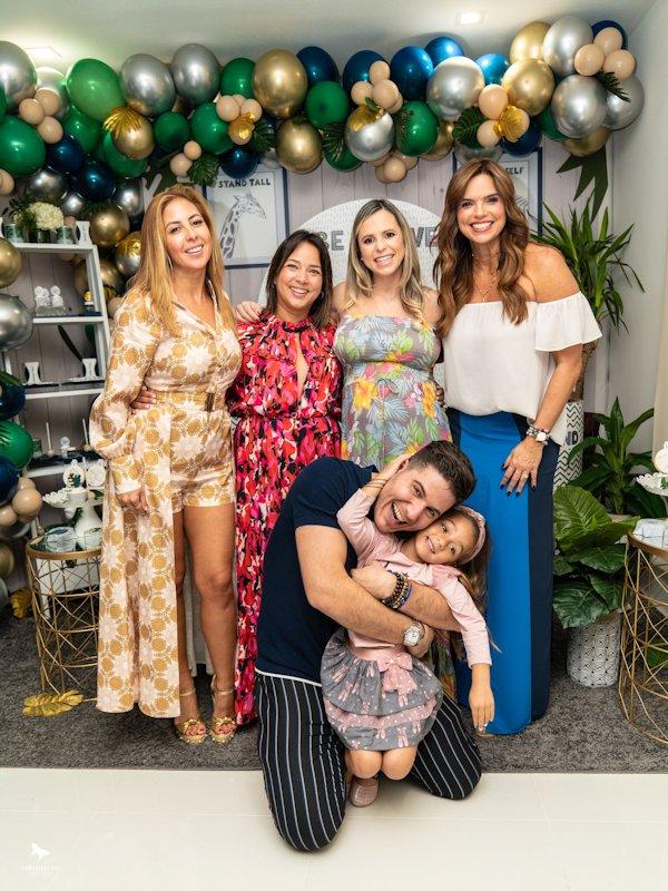 Coco Y Mango Baby Shower Chef James Y Esposa Russel Conde