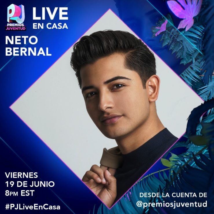 neto-bernal-livestreaming-june-2020
