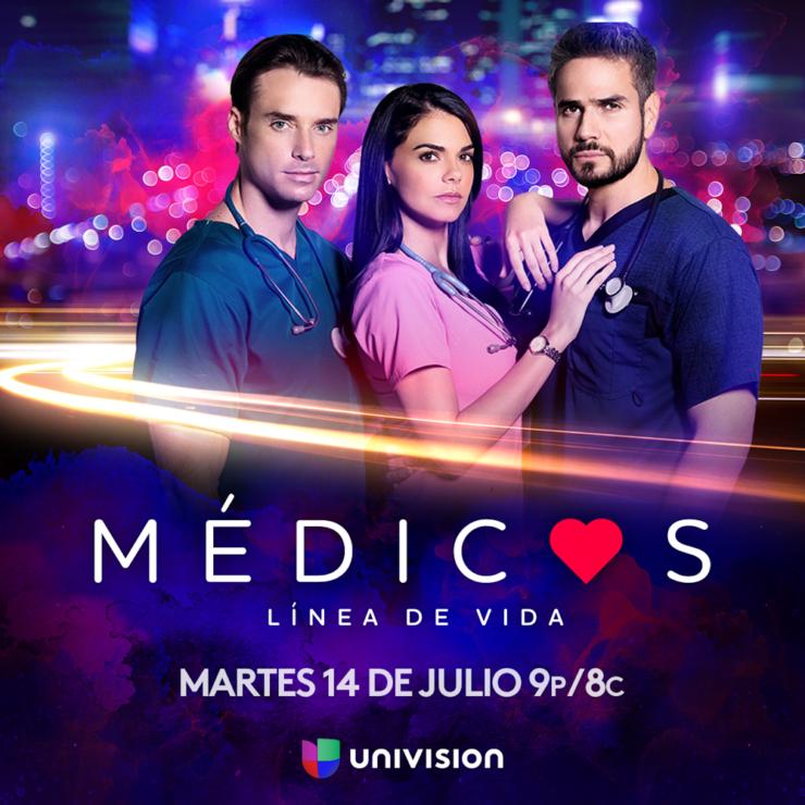 univision-serie-medicos-de-la-vida-love-is-the-best-medicine